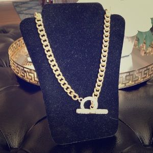 Park Lane Gold chain toggle necklace!!